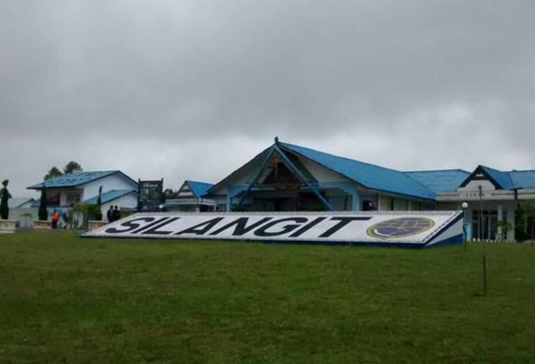 Sky is the limit for airport in Silangit