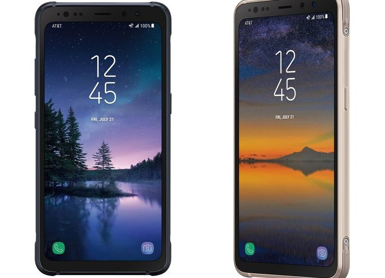 Samsung Debuts Rugged Galaxy S8 Model With Larger Battery