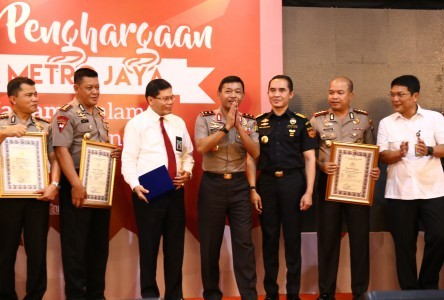 Sending drug dealers to God is my business: Jakarta Police chief