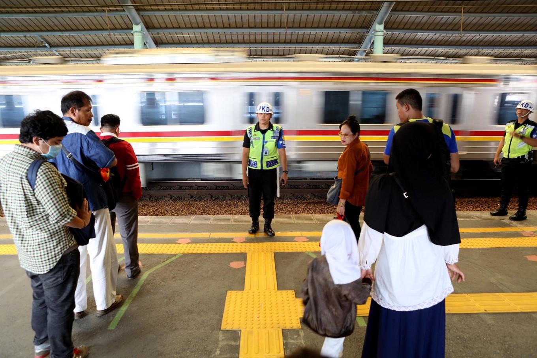 Bogor train station apartment construction begins next month