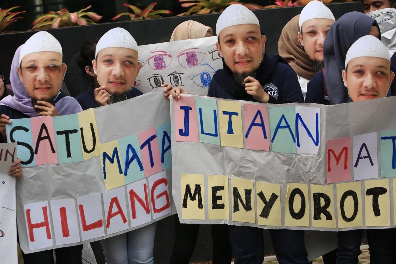 Jihad against corruption