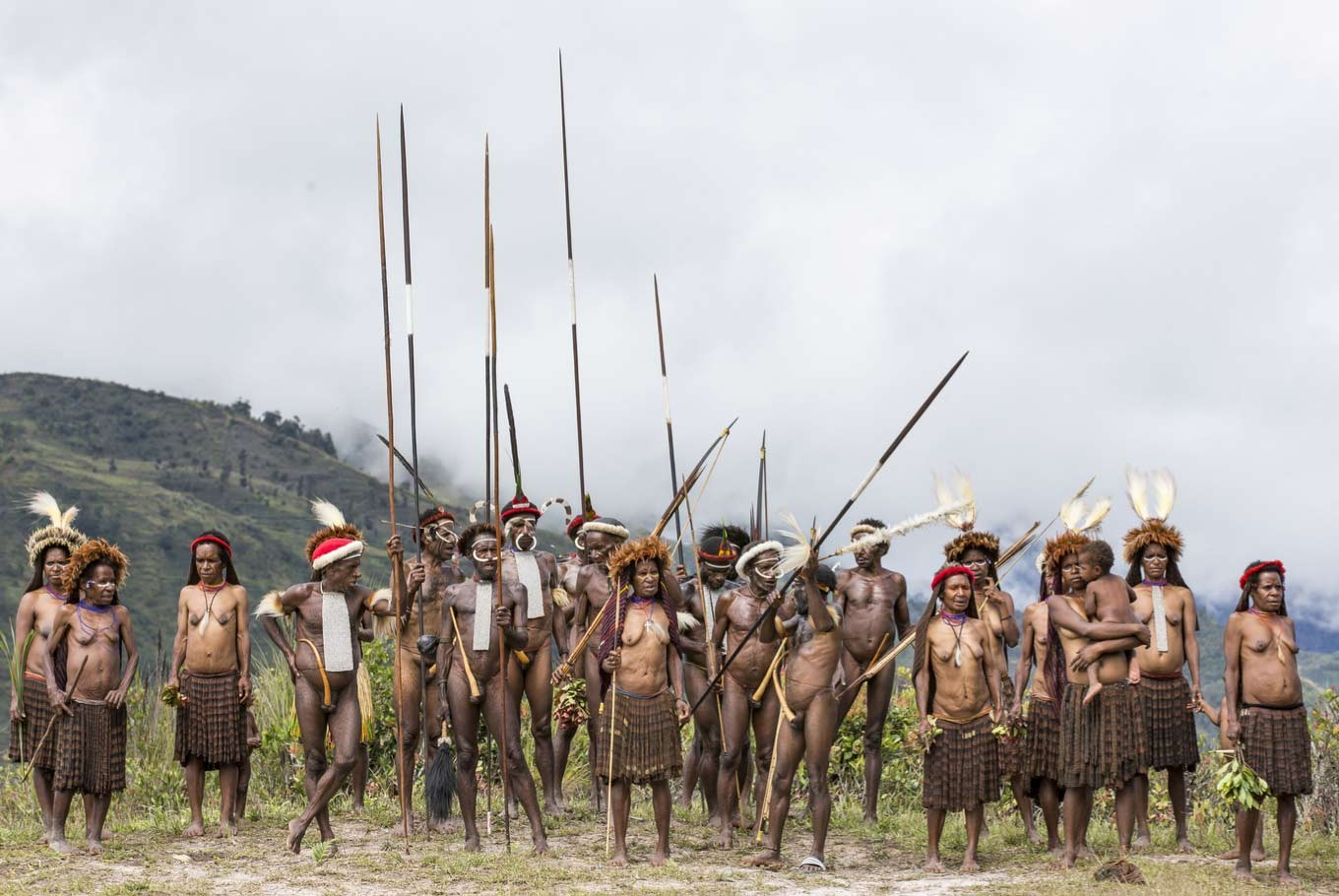 Baliem Valley Cultural Festival breaks national and world records