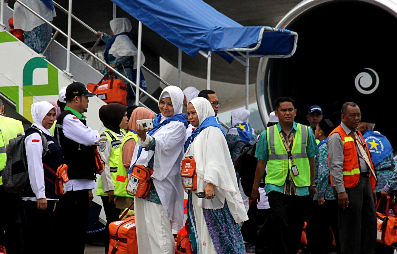 Authorities receive reports of alleged haj fraud in Jambi