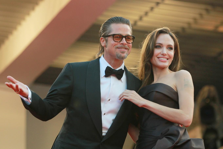 Brad Pitt Angelina Jolie Spar Over Child Support House Loan Entertainment The Jakarta Post