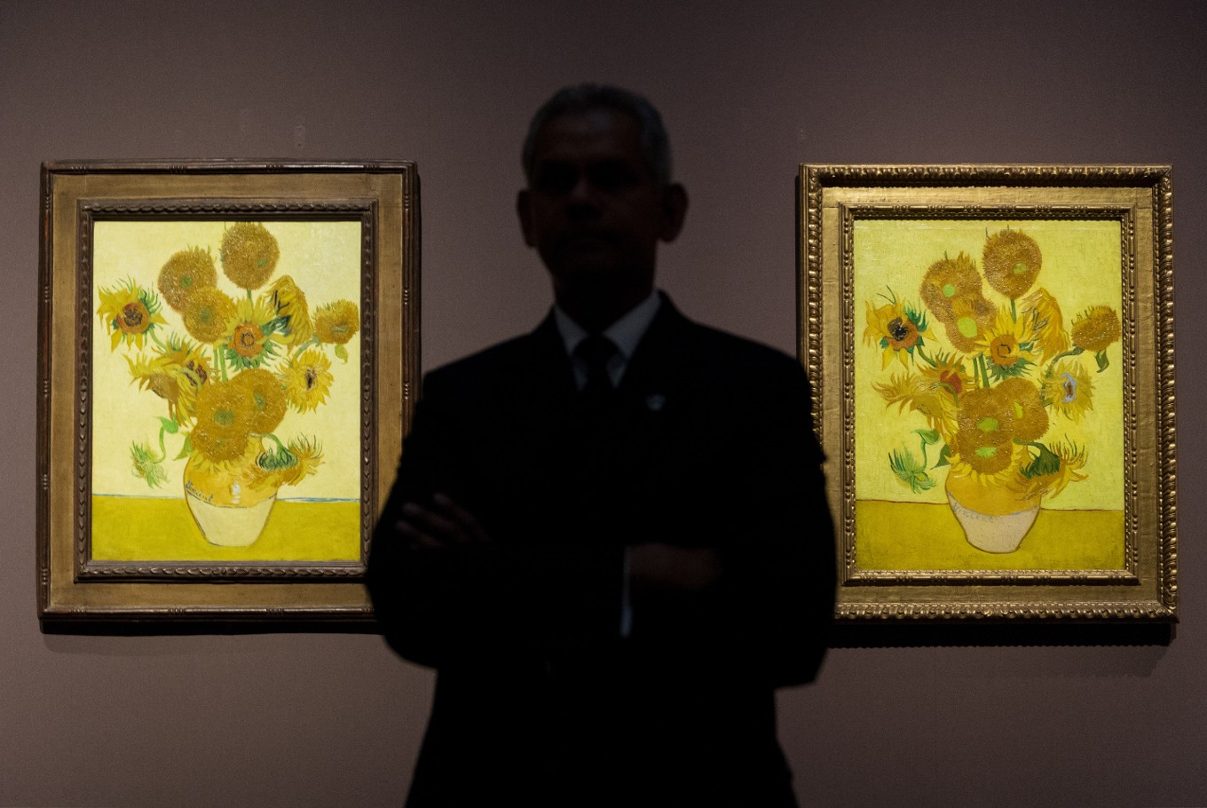 Christie's to auction YSL jacket of Van Gogh 'Sunflowers'