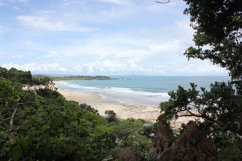 Banten's Sawarna: A hidden paradise facing the Indian Ocean