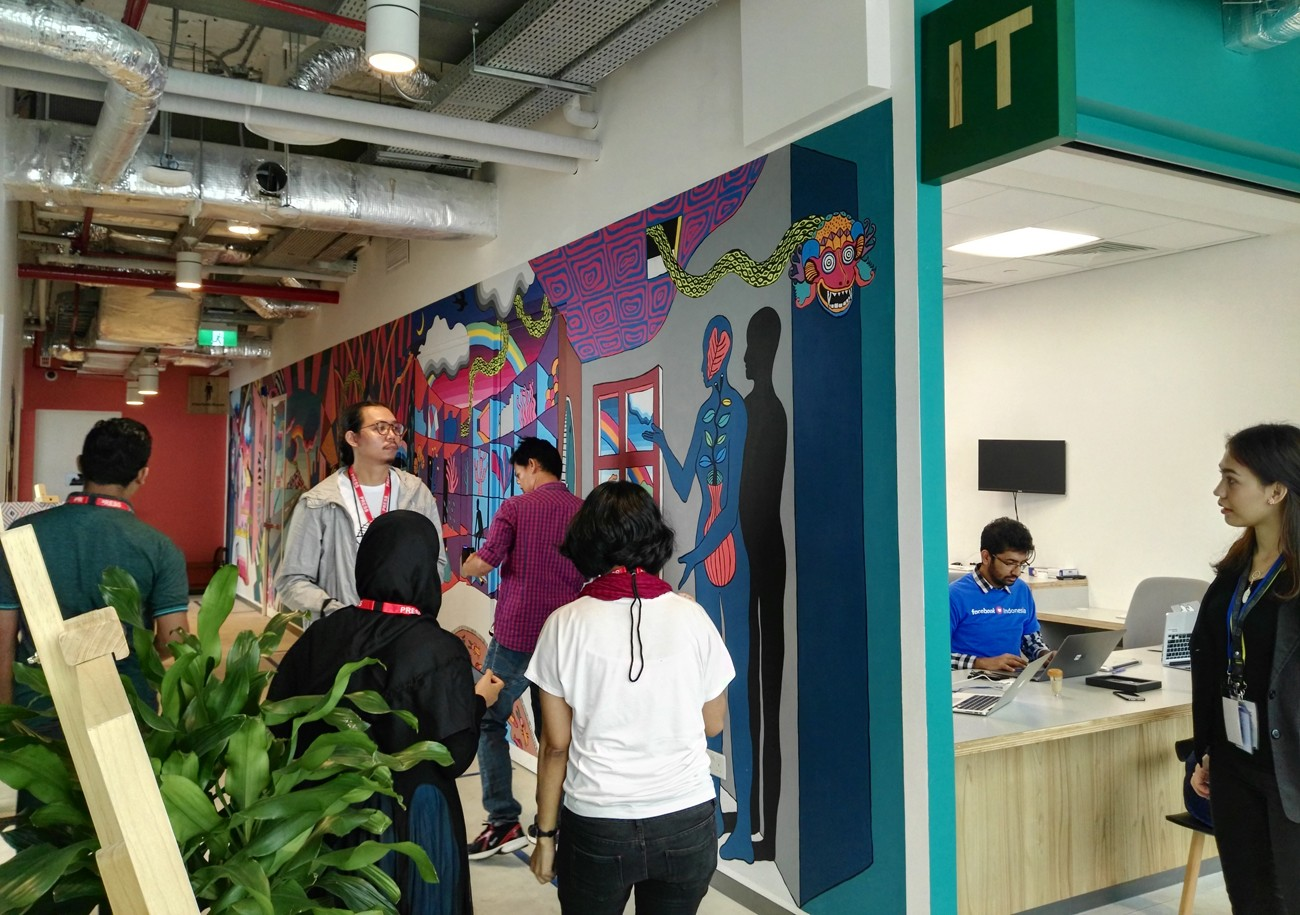 Facebook opens Indonesia's office