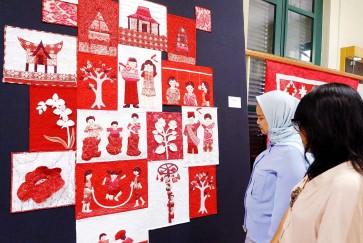 Celebrating Indonesia through textiles