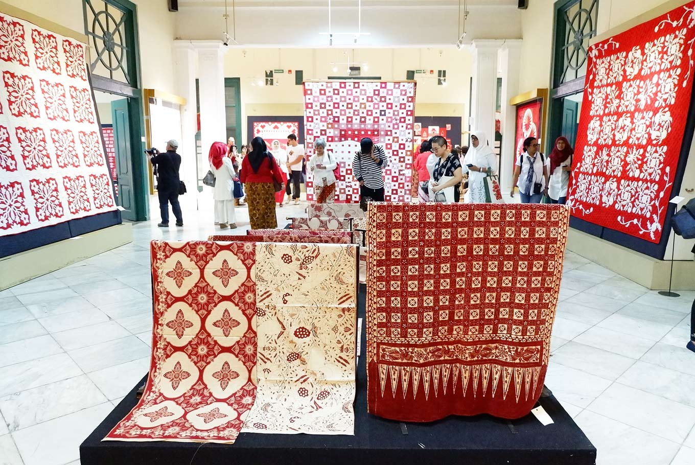 Government open to trade agreements to boost textile industry