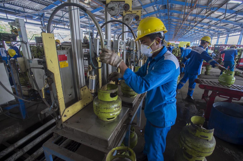 Pertamina adds 4-15 percent LPG stock to mitigate 'shortage'
