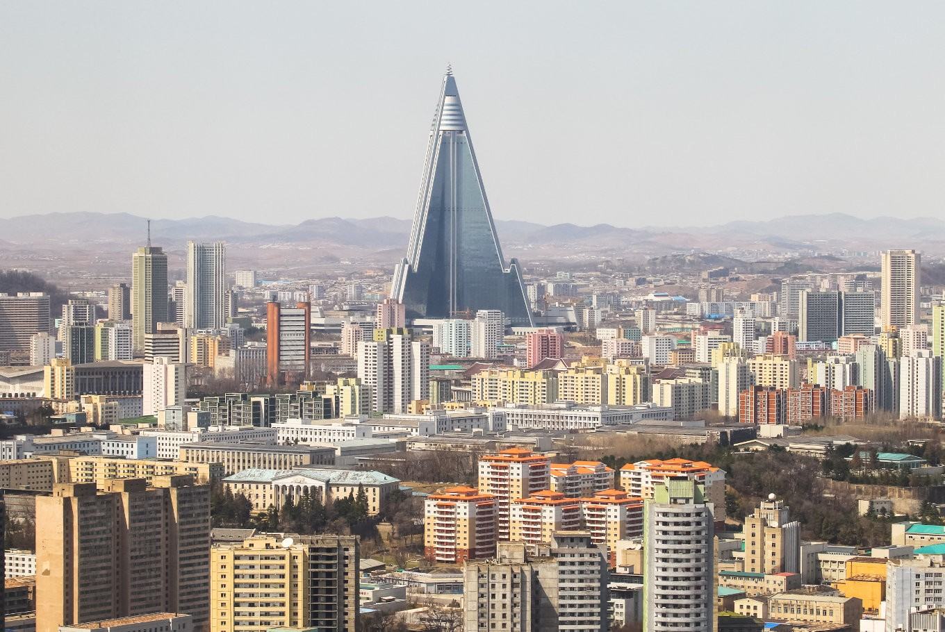What not to do in North Korea