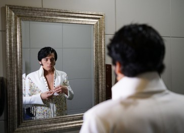 The fraternity of tribute artists keeping Elvis alive