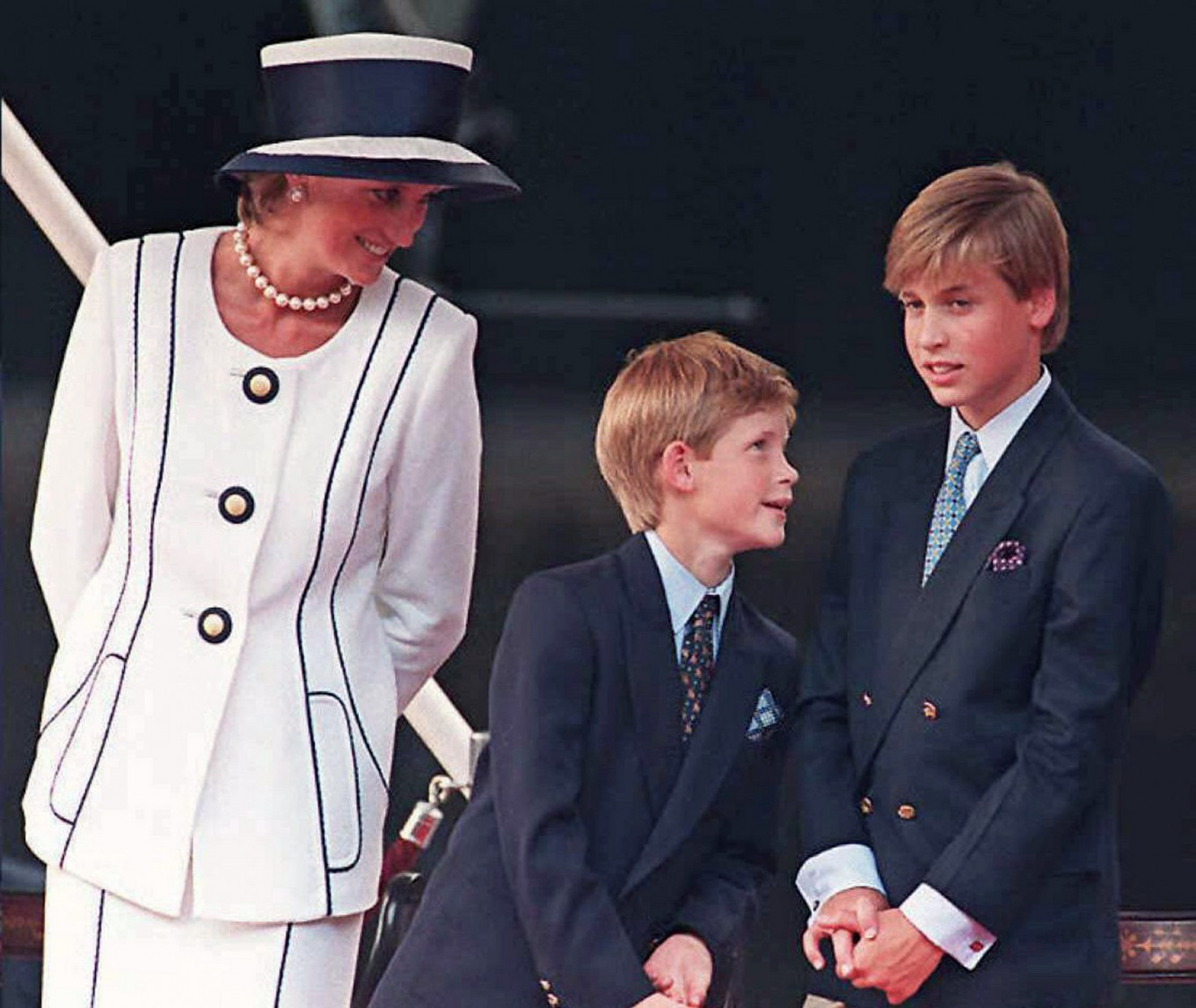 Prince William and Prince Harry unite for award named after their mother