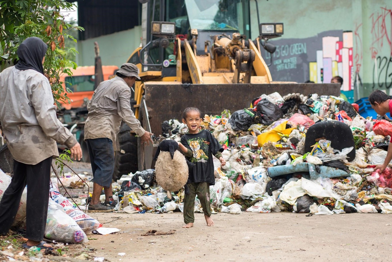 Depok: The front line in Indonesia's fight against waste