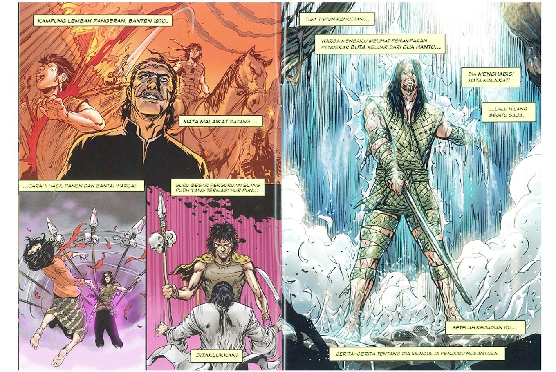 Bumi Langit [R]evolusi: Bringing back local superheroes