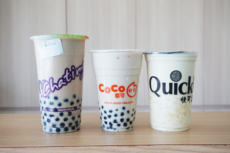 Jakpost Taste Test: Bubble drinks