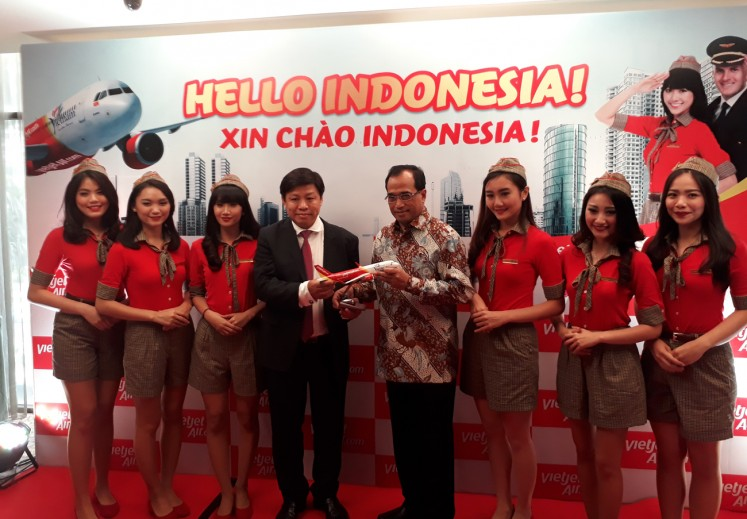 VietJet Air to start flying to Denpasar in March