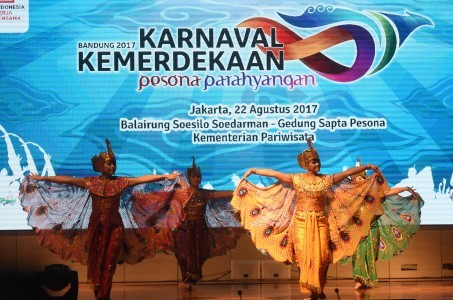 Bandung gears up for Independence Day Carnival