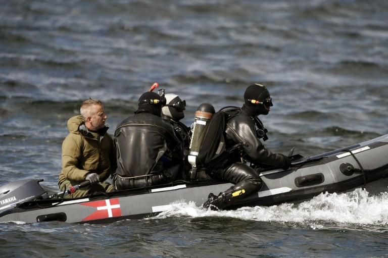 Headless torso found in Danish waters is missing journalist