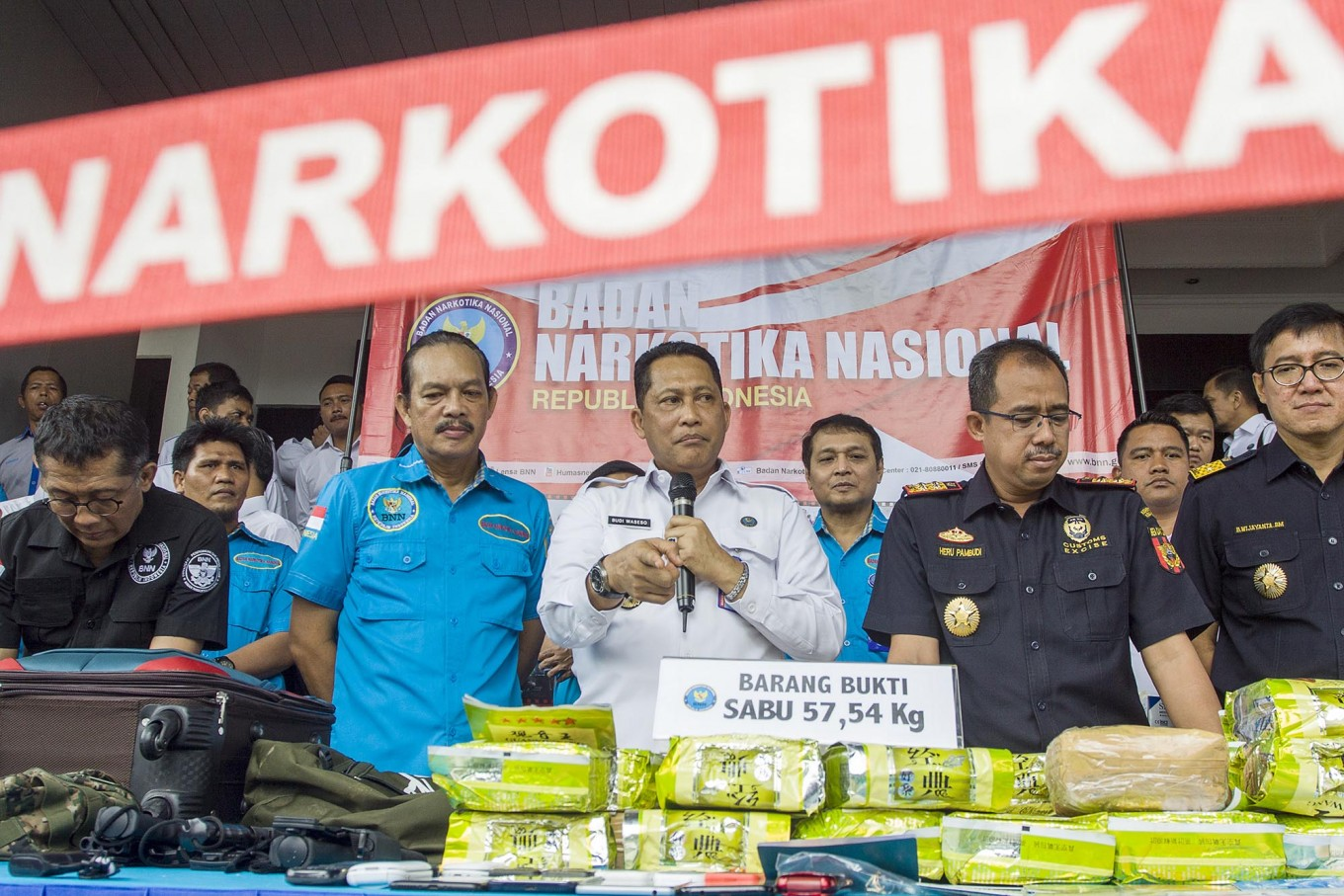 Man arrested in Lombok with crystal meth hidden in rectum