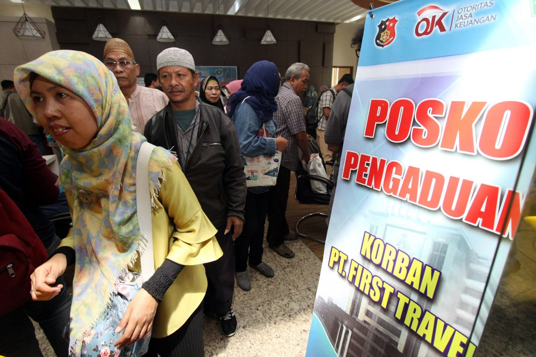 Ombudsman, ministries discuss First Travel, 'umrah' management