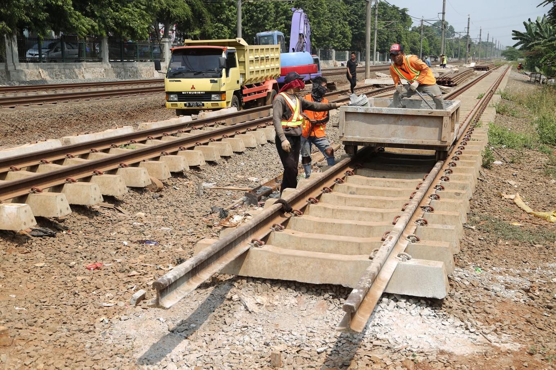 Jambi railway project gathers pace