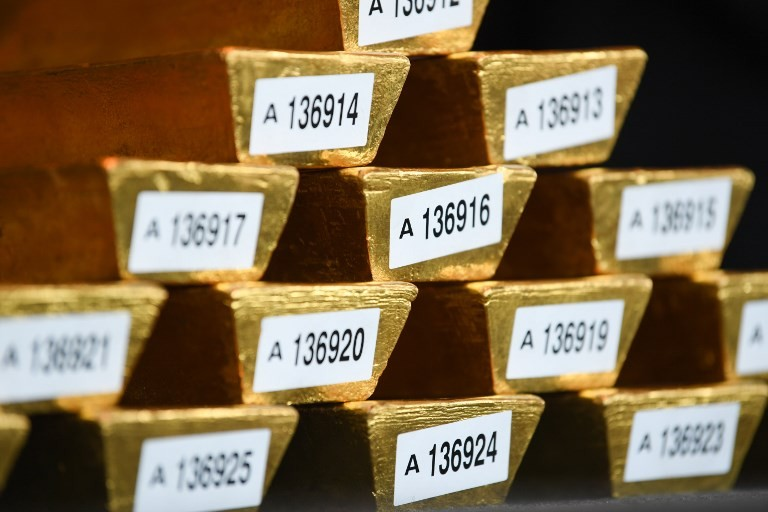 All Germany's gold returned from French vaults