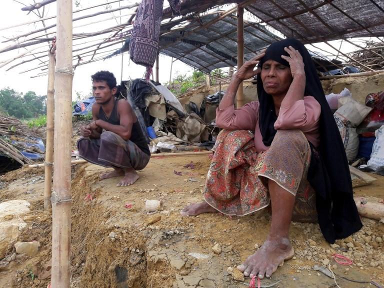 Bangladesh allocates 2,000 acres for Rohingyas