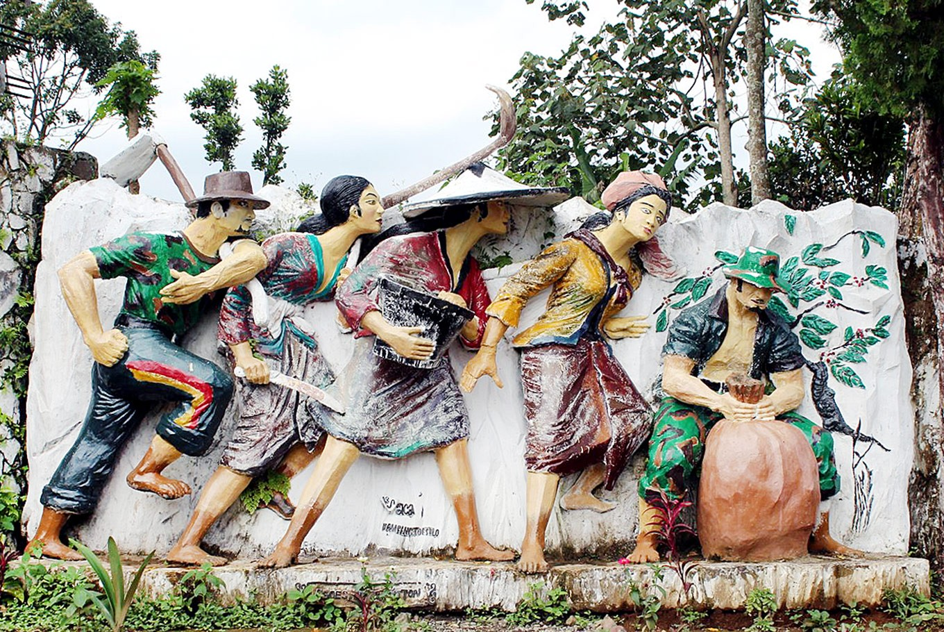Problems brewing in Tugu coffee grounds