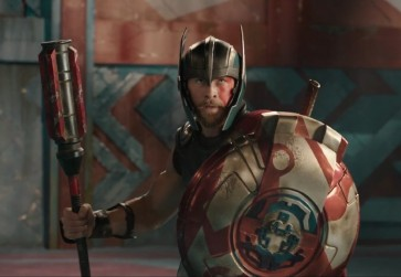 Jakarta's Pacific Place opens doors to 'Thor: Ragnarok' universe