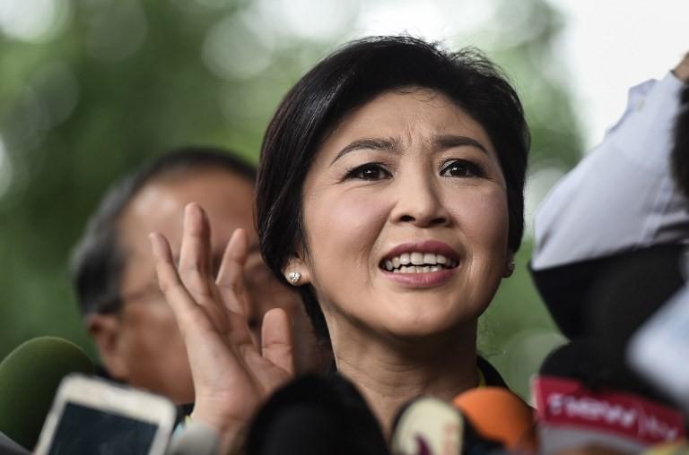 Serbia gives citizenship to fugitive ex- Thai PM Yingluck:  Media