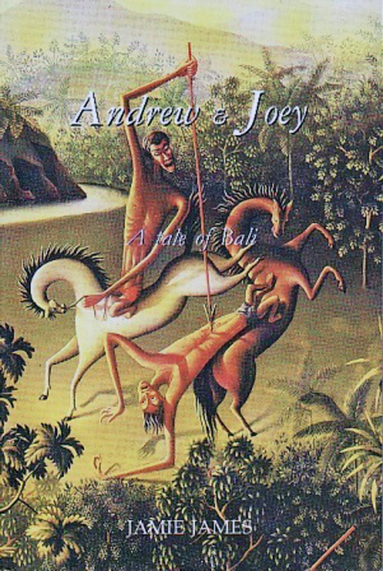 Andrew and Joey: A Tale of Bali