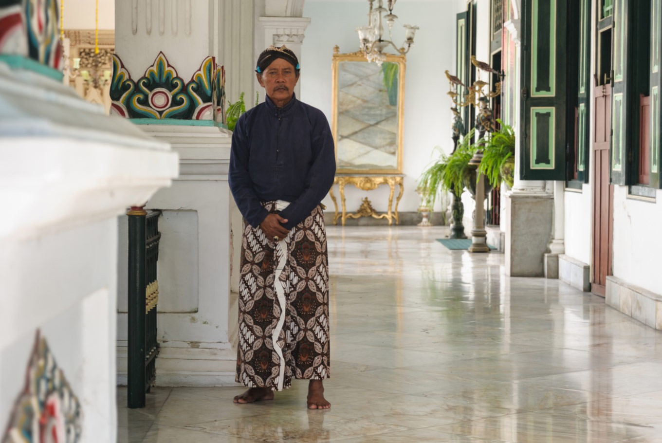 Yogyakarta Palace reduces number of servants due to COVID-19 pandemic