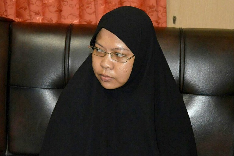 Assured, woman suicide bomber share