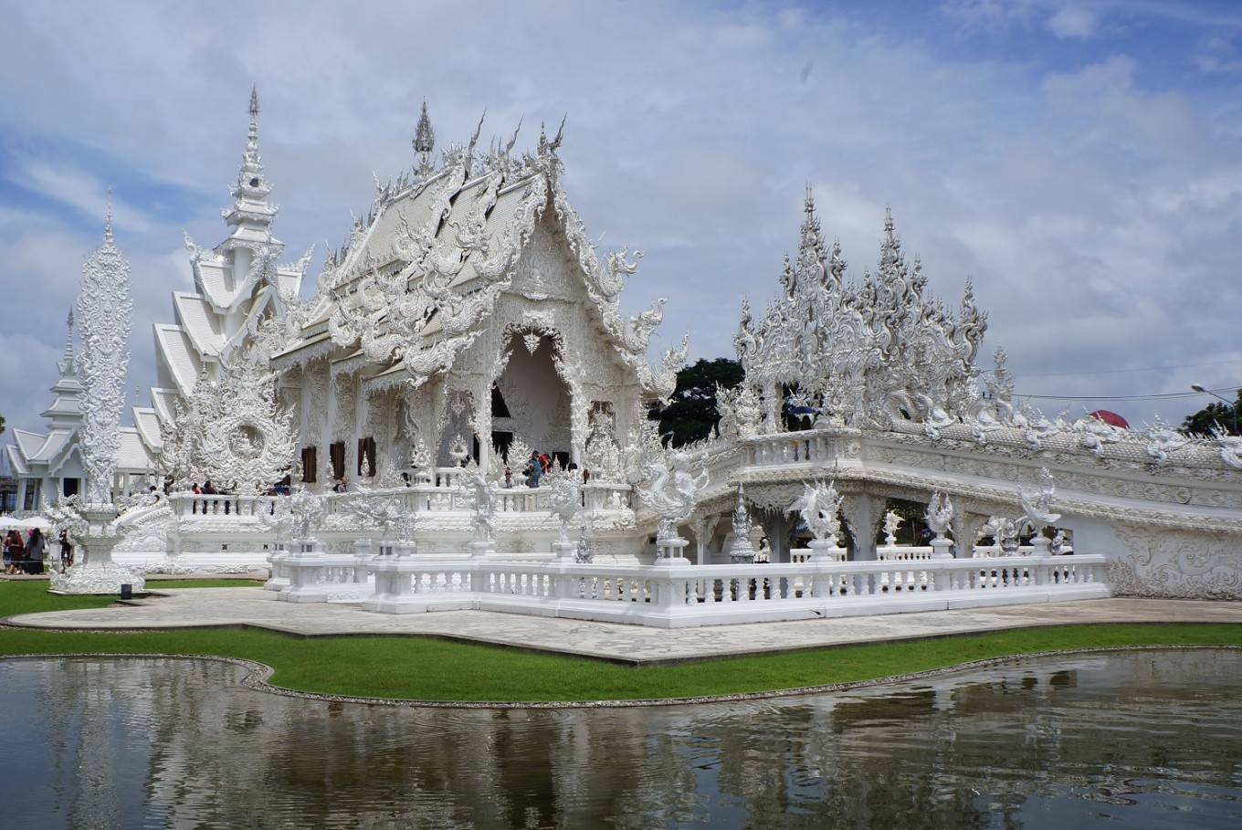 Three must-visit places in Chiang Rai