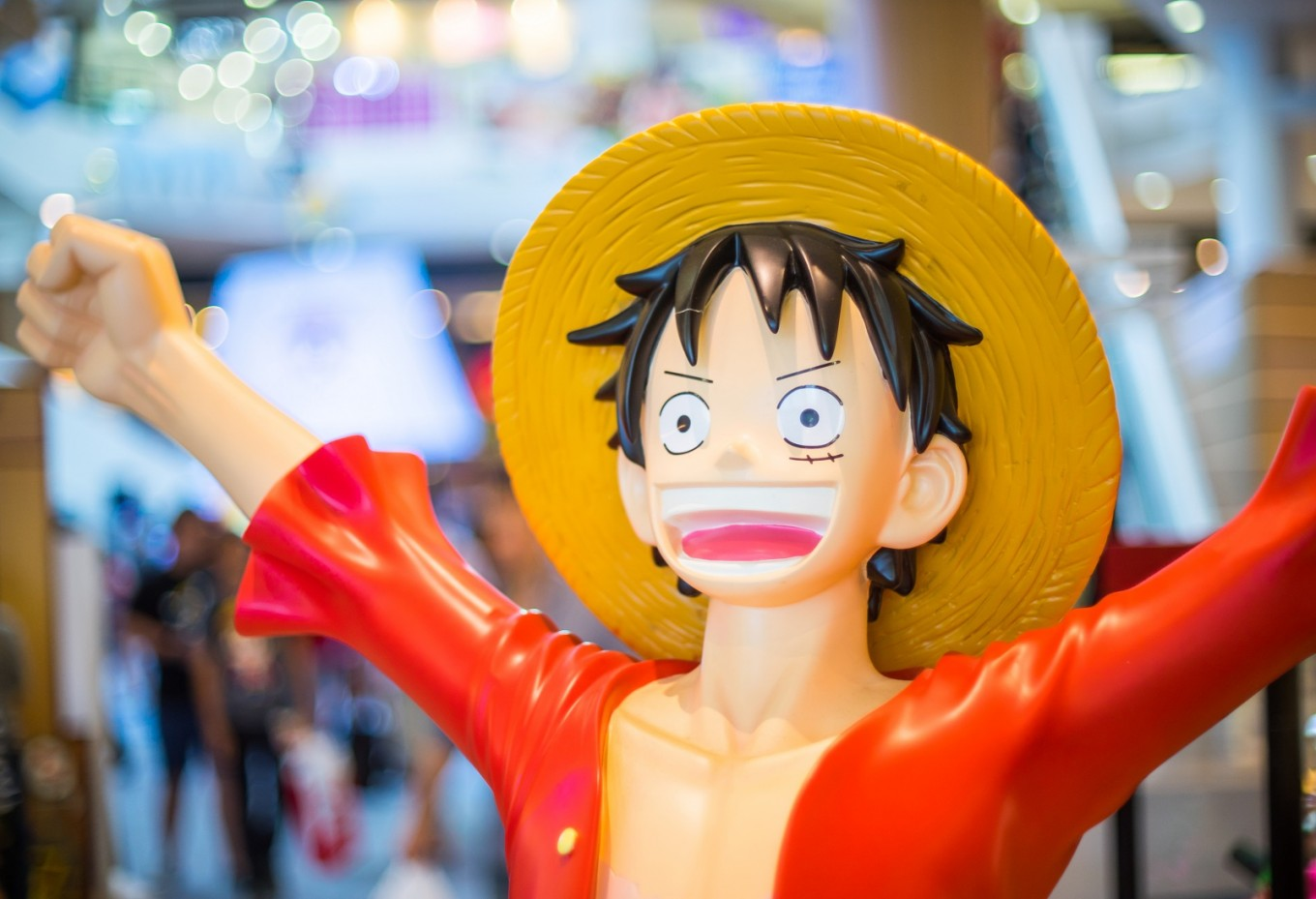Blockbuster manga 'One Piece' exhibition under way in Malaysia