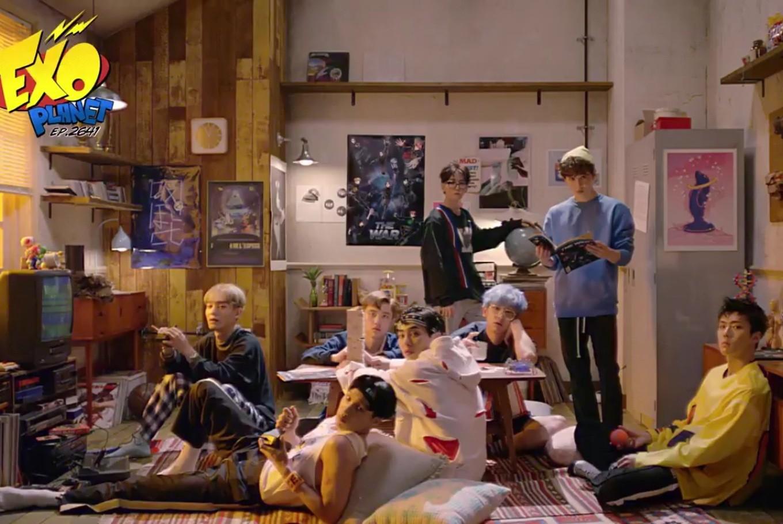 EXO hints at repackaged album via teaser video