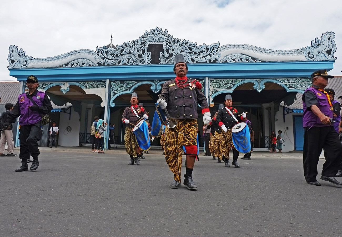 Grant for Surakarta sultanate delayed as problems linger