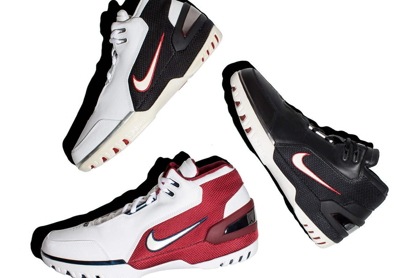 2586801bc8dd Nike brings back LeBron James  first signature shoes - Lifestyle ...