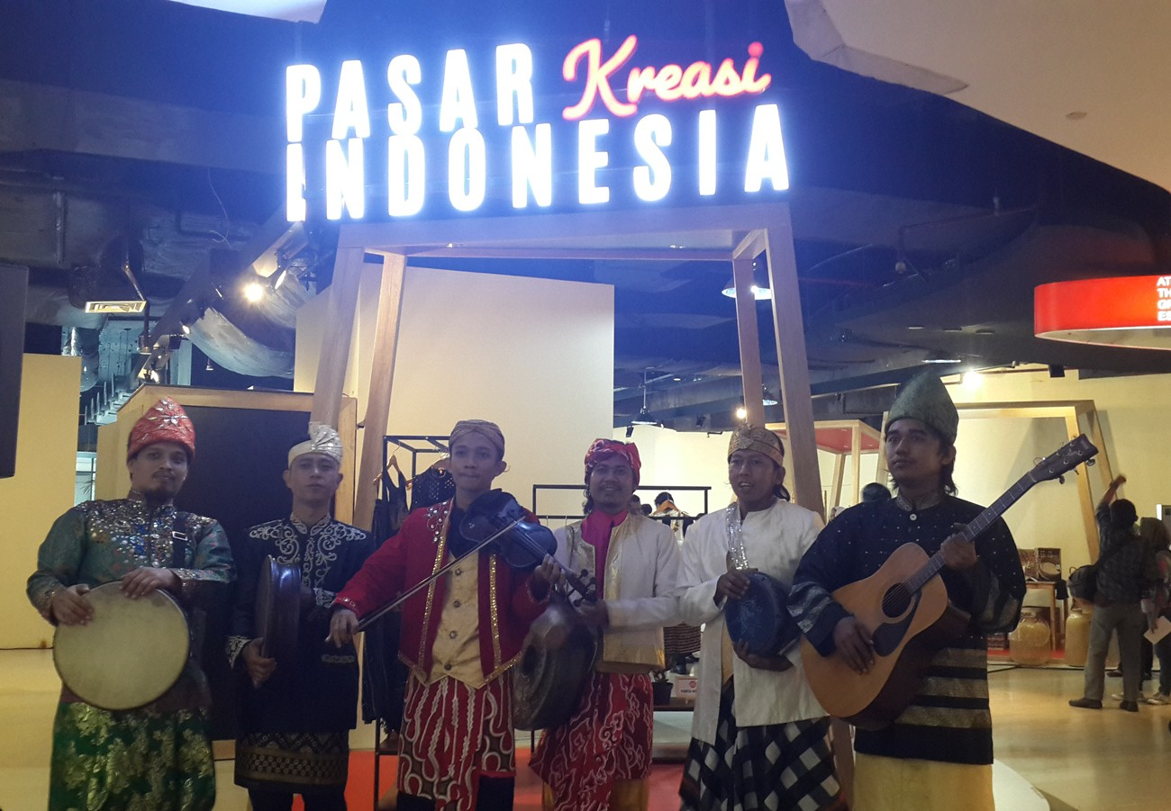 Plaza Indonesia grants one-month free space to SMEs