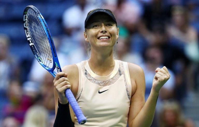 'No question that I'm feared again' says Sharapova