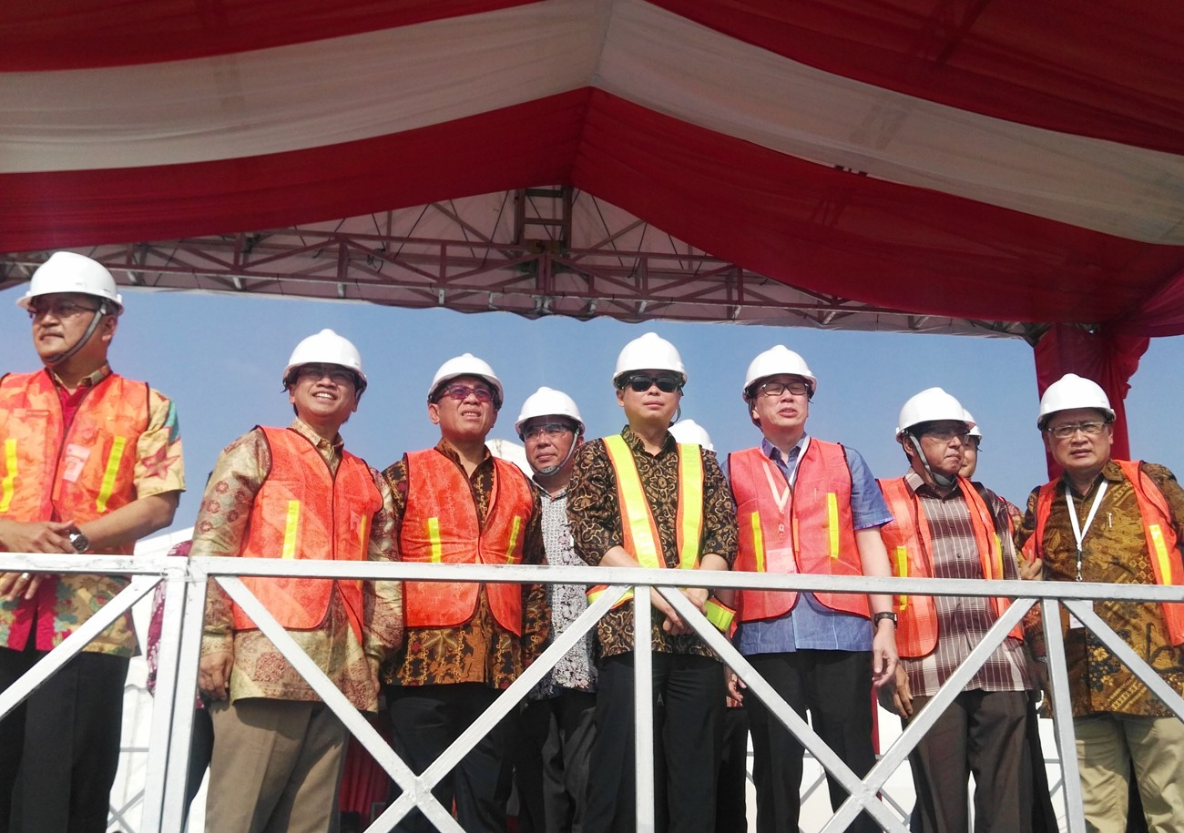 Indonesia making progress on 35,000 MW program