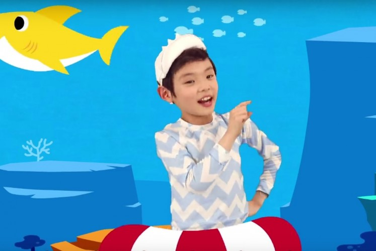 'Baby Shark Live Musical' is heading to Indonesia