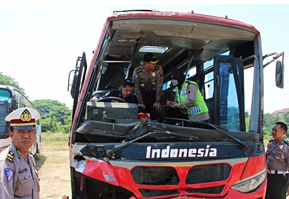 Kudus bus accident death toll rises to 5