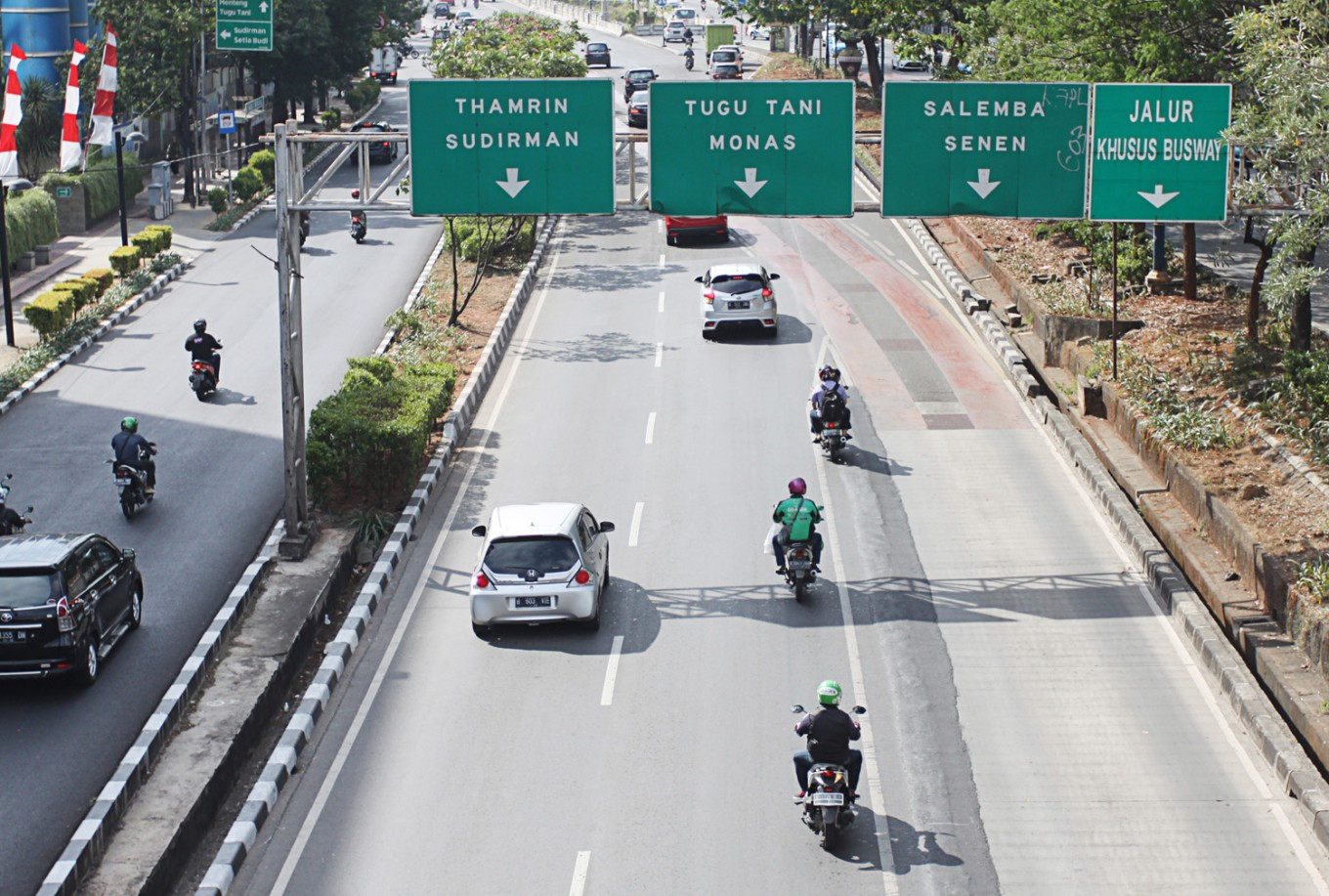 Motorcycle ban will worsen traffic: Transport council