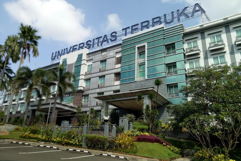 Universitas Terbuka celebrates 33rd anniversary, launches book on ...