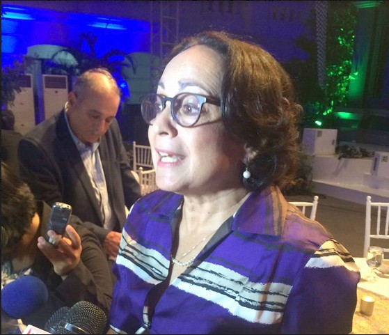 Eleni Zapiti, ICOMON president