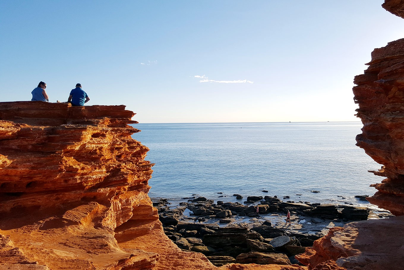 For Asian history in Australia, check out Broome