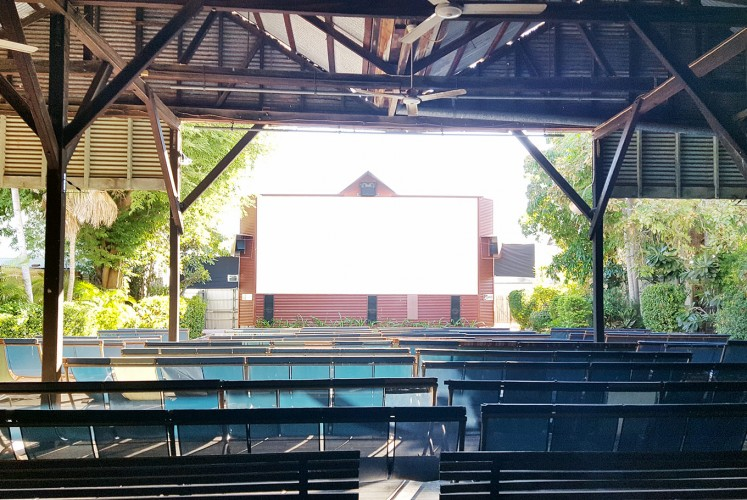 Outdoor cinema: Sun Pictures, established in 1916, is the world's oldest operating picture gardens.
