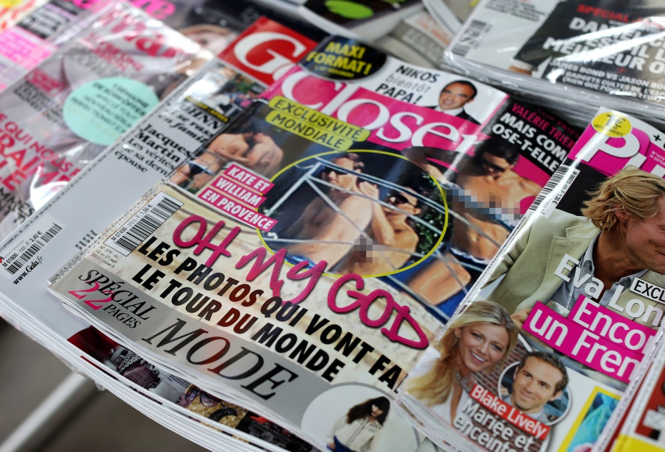French court to rule on Kate topless snaps - Lifestyle - The
